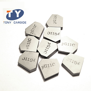 Tungsten Carbide Coal Drill Bits Inserts